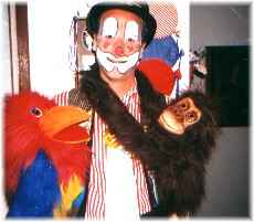 clowns, clowns, Banners,chicago, clowns nationwide, party clowns, party supplies, partry goods, party favors